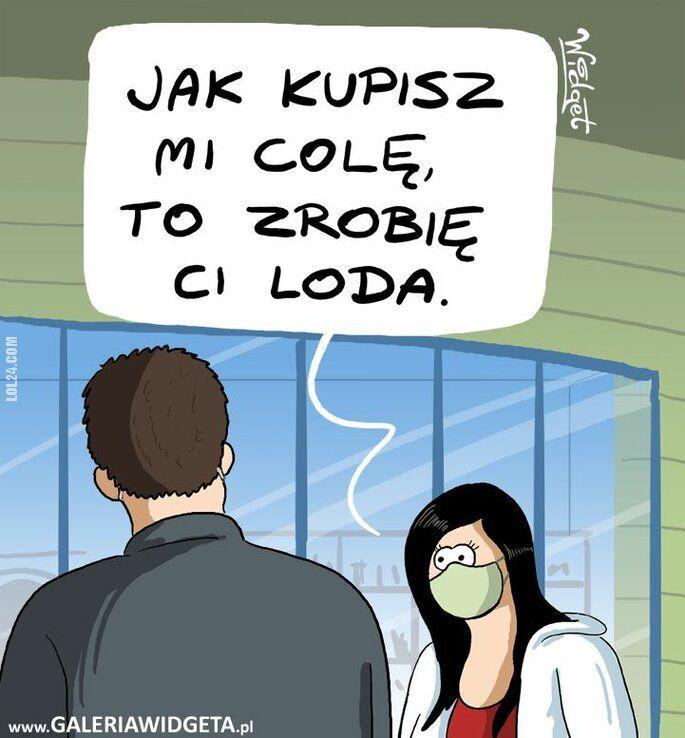 rysunek : Galerianka