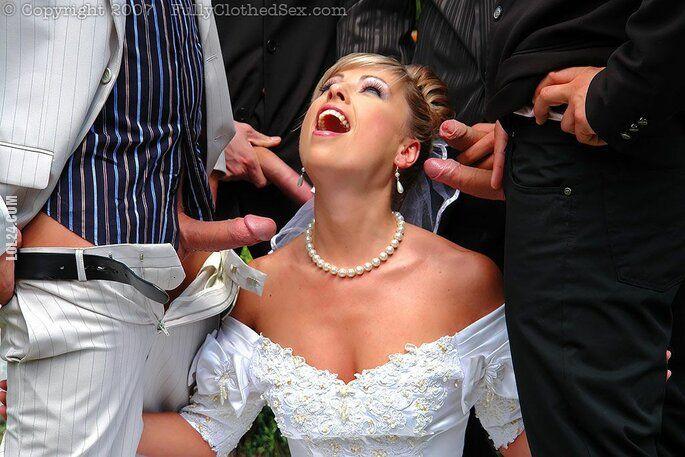 NSFW : Ahhh... co to był za piękny ślub