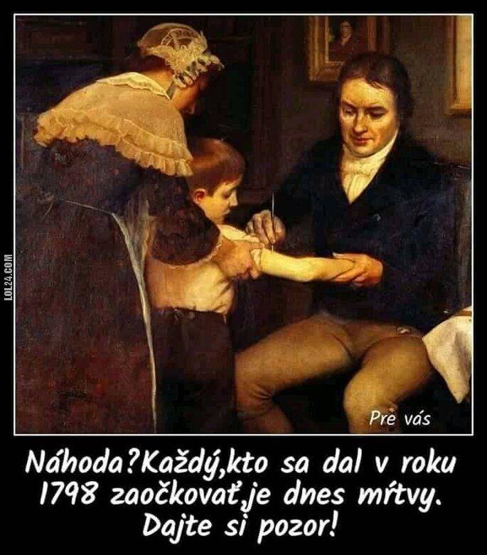 satyra : Śmiercionośne szczepionki