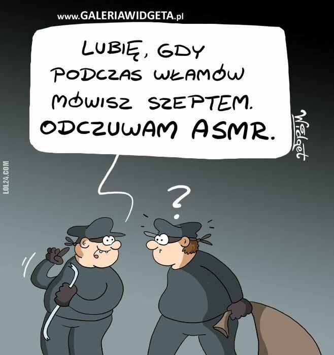 rysunek : ASMR dreszcze