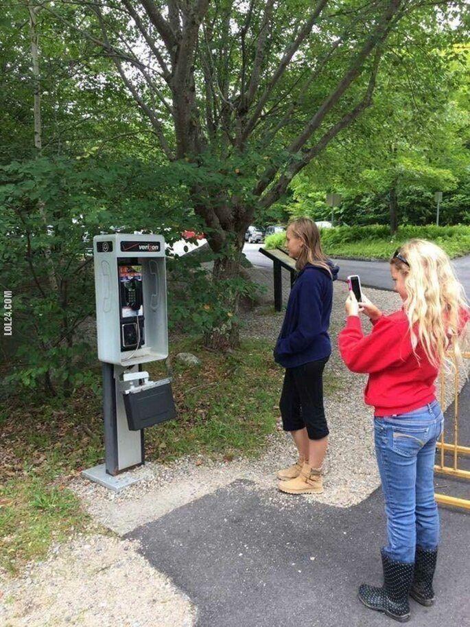 LOL : Dzieciaki dokumentują starożytne urządzenie