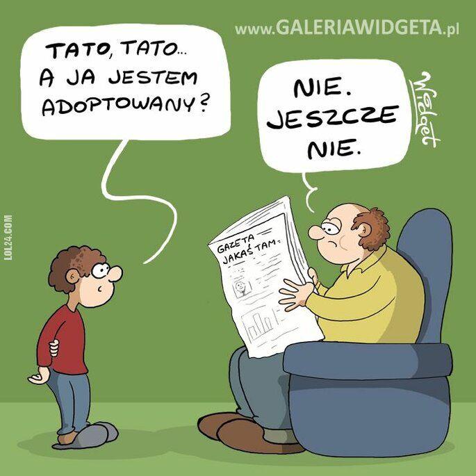 rysunek : Adoptowany