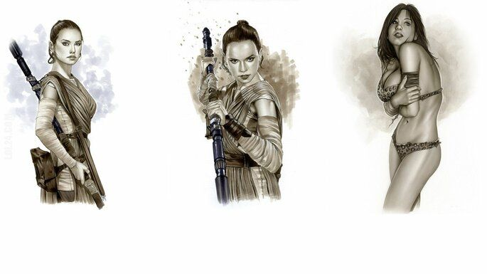 rysunek : Alex Miranda Art 1