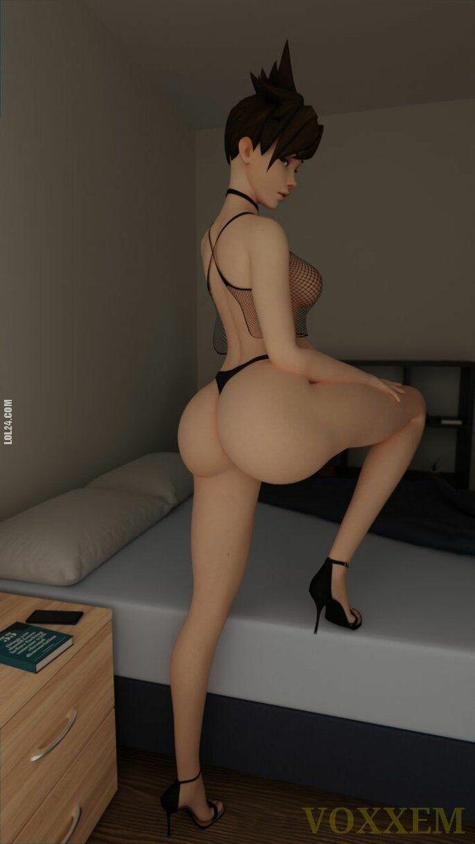erotyka : Piękny duży tyłek