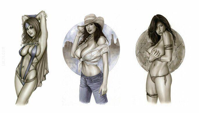 rysunek : Alex Miranda Art 2