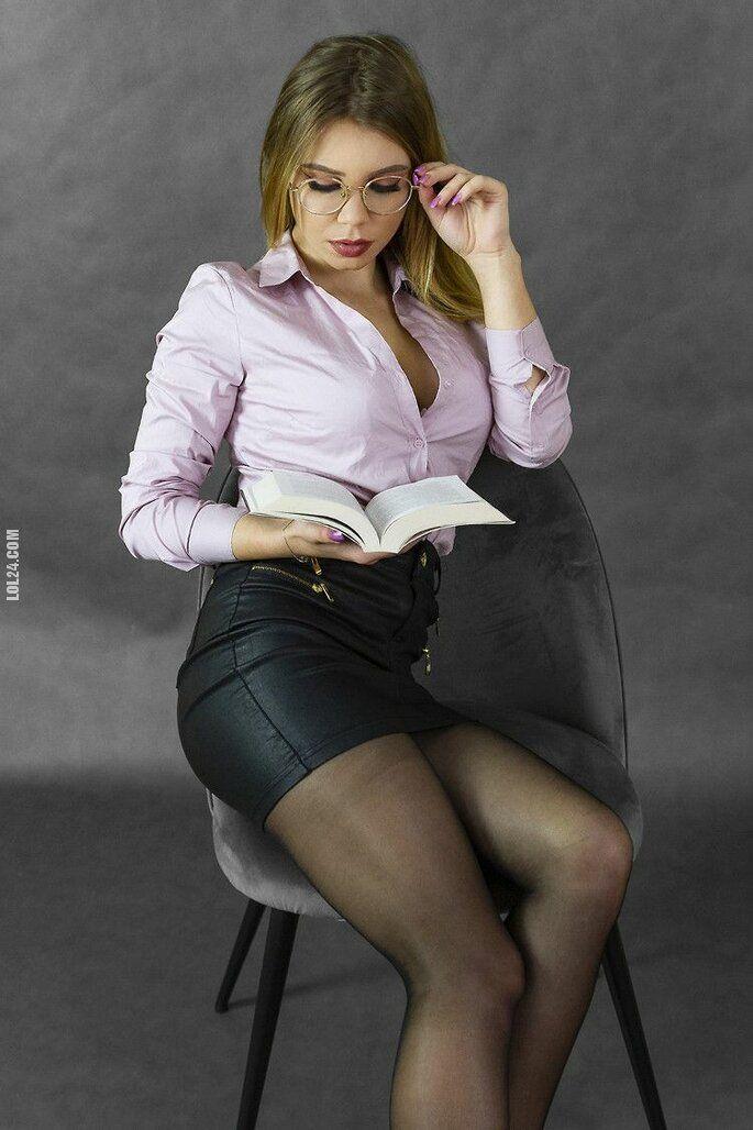 kobieta : Sexy secretary 4