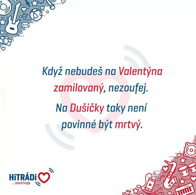 napis, reklama : Na Walentyna