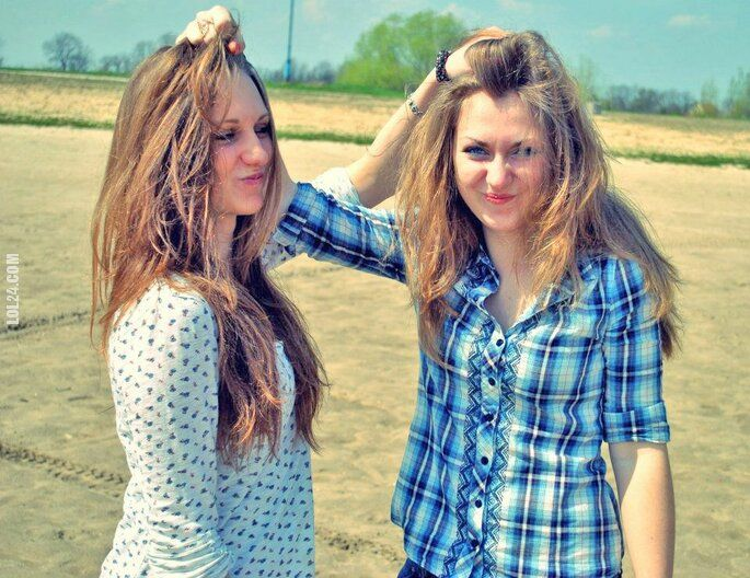 kobieta : Ania i Julia