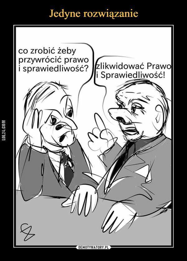 polityka : Taki paradoks...