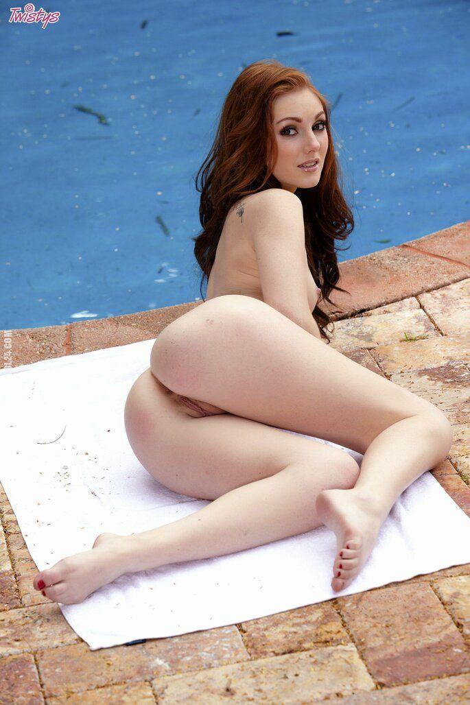 erotyka : Natalie Lust piękna i podniecająca