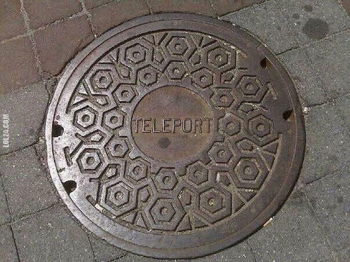 technologia : Teleport naprawdę istnieje