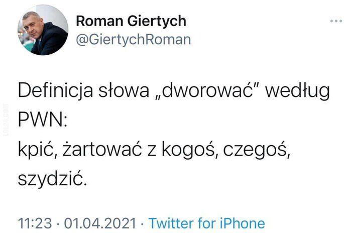 polityka : Na Dworczyka (minister ds. covid-u)
