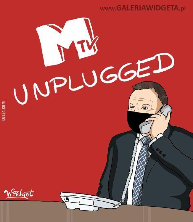 polityka : MTV Unplugged