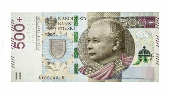 polityka : Nowy banknot NBP