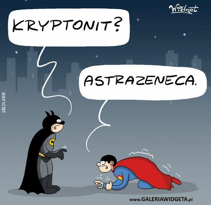 komiks : Kryptonit?