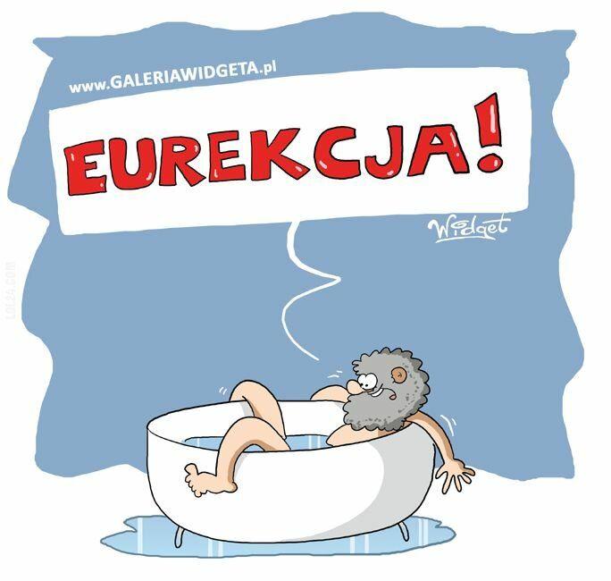 satyra : Eurekcja