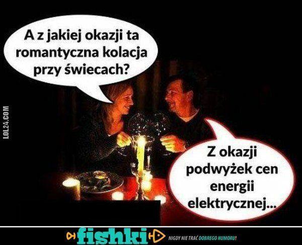 inne : Niech żyją rachunki za prąd. ;)