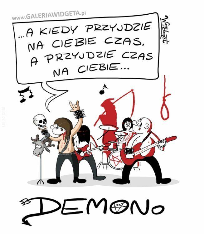 rysunek : Demono