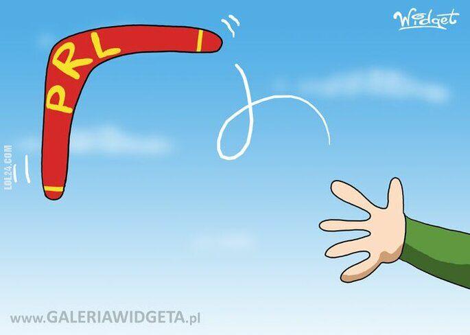 polityka : Bumerang