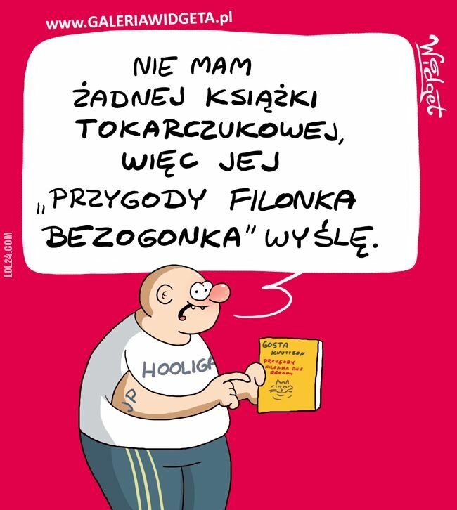 satyra : #OdeślijOldzeKsiążkę