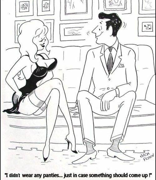 rysunek : Zdradzę panu słodką tajemnicę