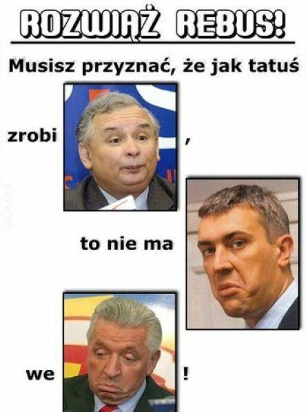 polityczna : Rebus!