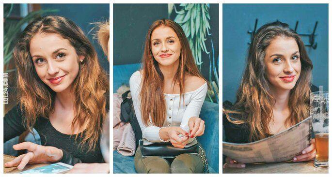 kobieta : Zjawiskowa brunetka