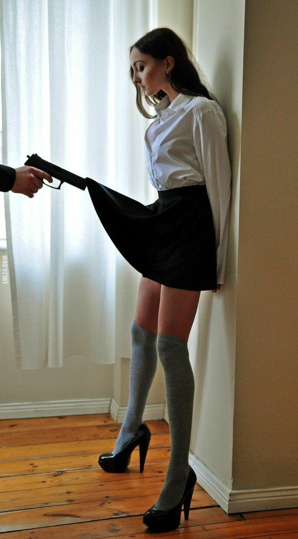 wpadka : Seria z pistoletem 4