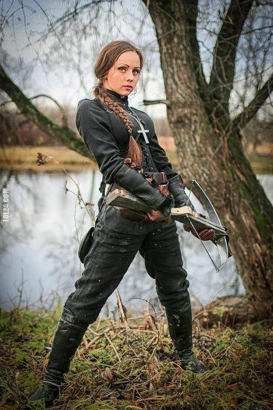 urocza, słodka : Kocham kobiety w mundurze