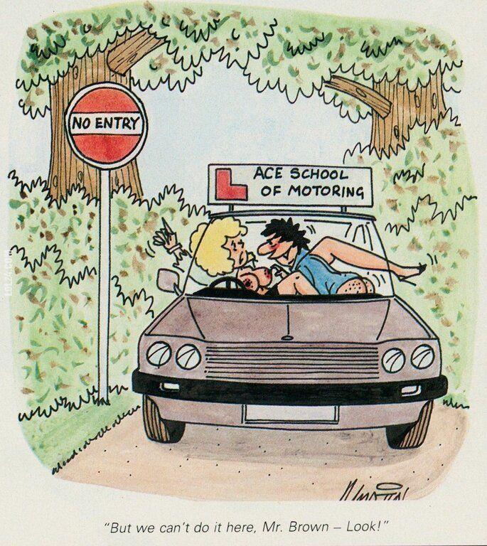 satyra : Tu nie można, stop!