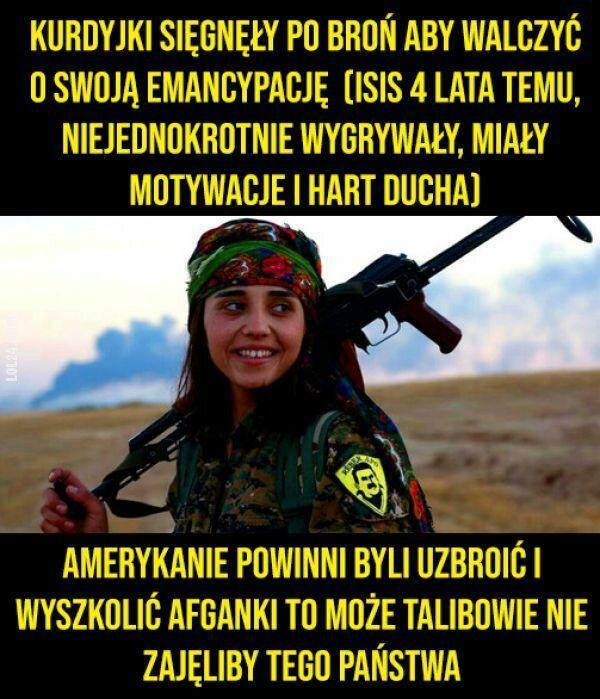 kobieta : Kurdyjki