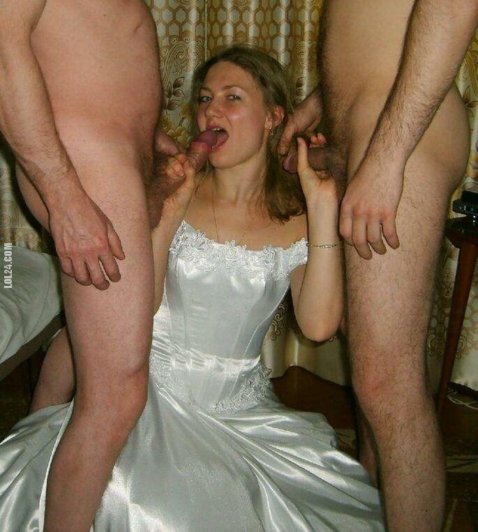 NSFW : Te zabawy weselne mogą być ciekawe