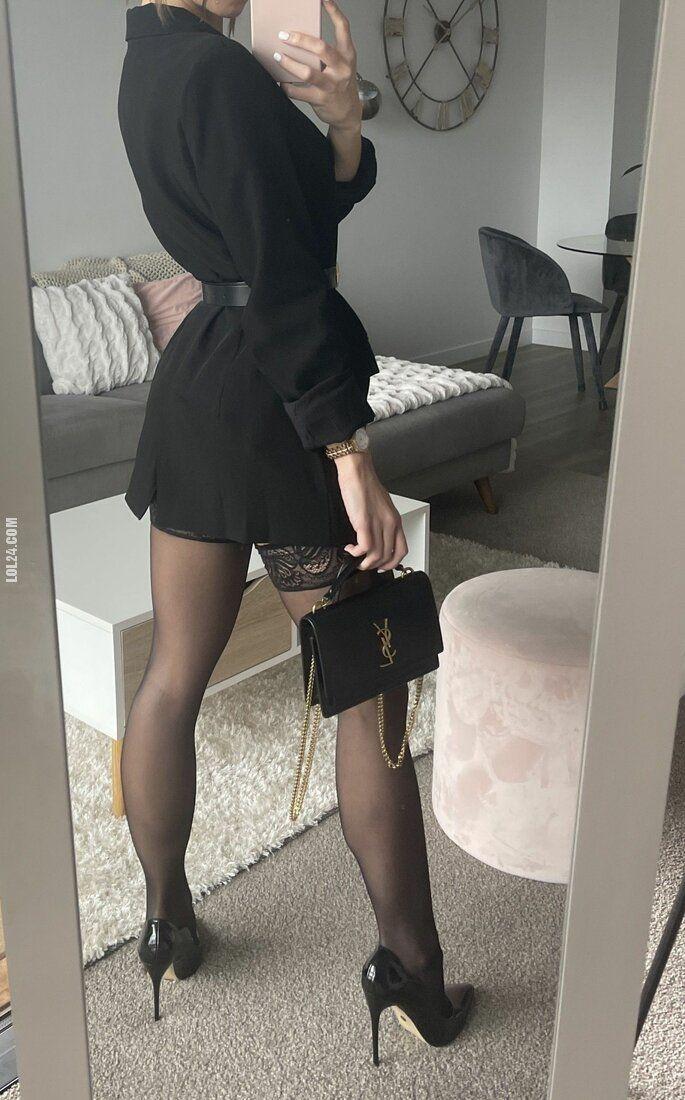 kobieta : Czy jestem dość elegancka?