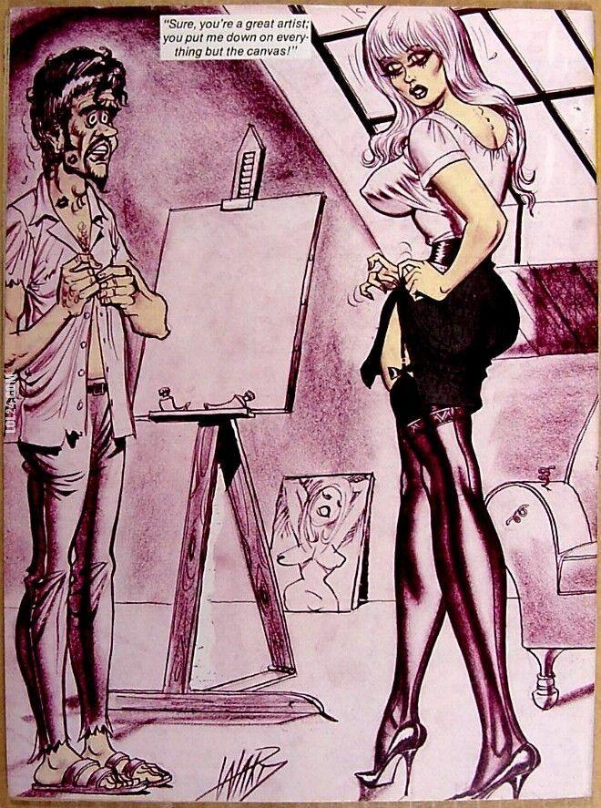 rysunek : Panie malarzu...