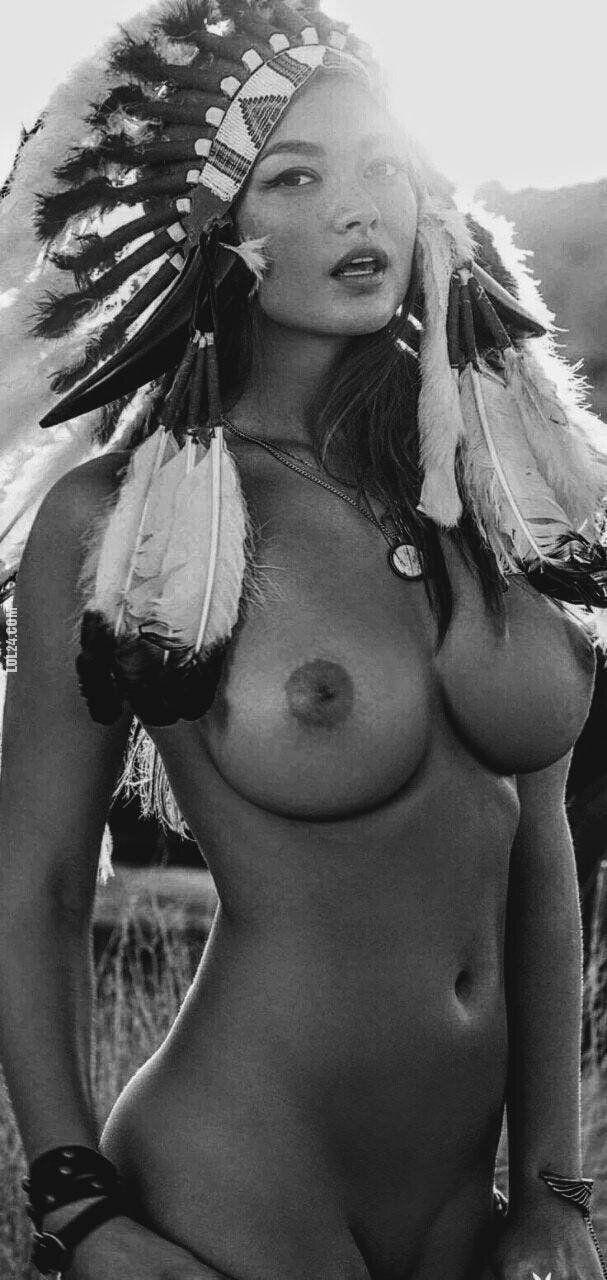 erotyka : Pocahontas