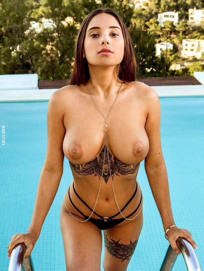 erotyka : Liya's perfect boobs