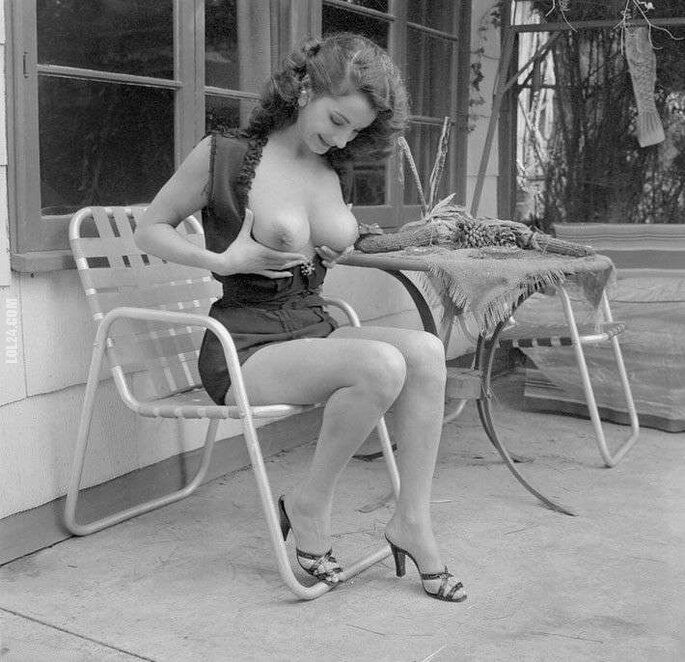 NSFW : Vintage 1950s