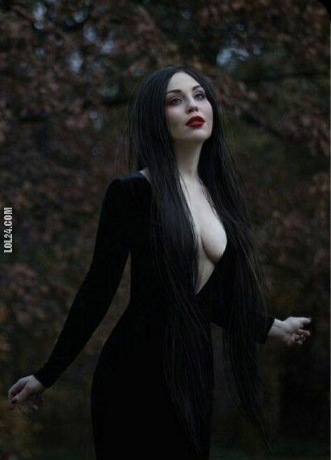 kobieta : Czarna dama