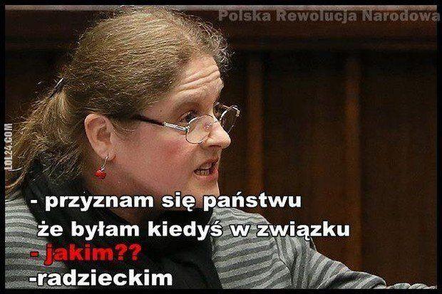 polityczna : Krystyna Pawłowicz - Związek