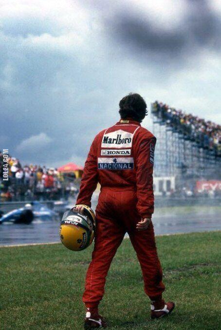 sportowa : Ayrton Senna