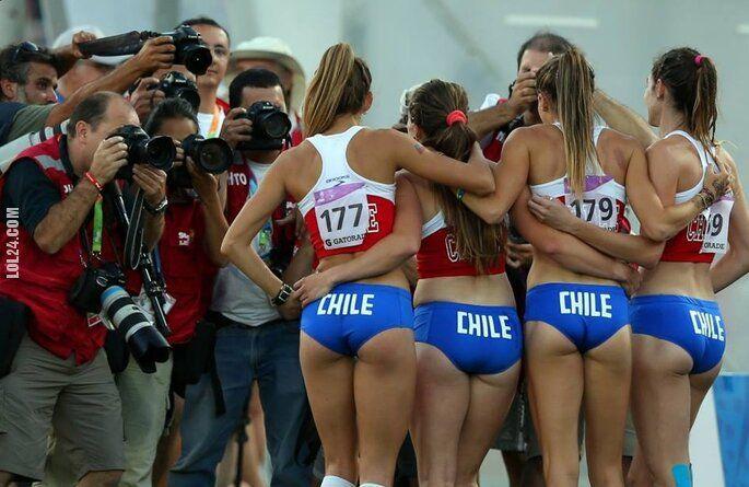 sportowa : Chile - Olimpijki