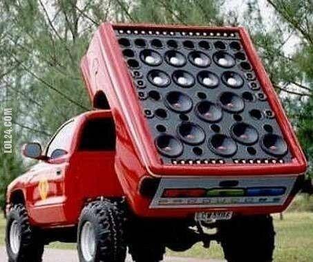 motoryzacja : Music Car