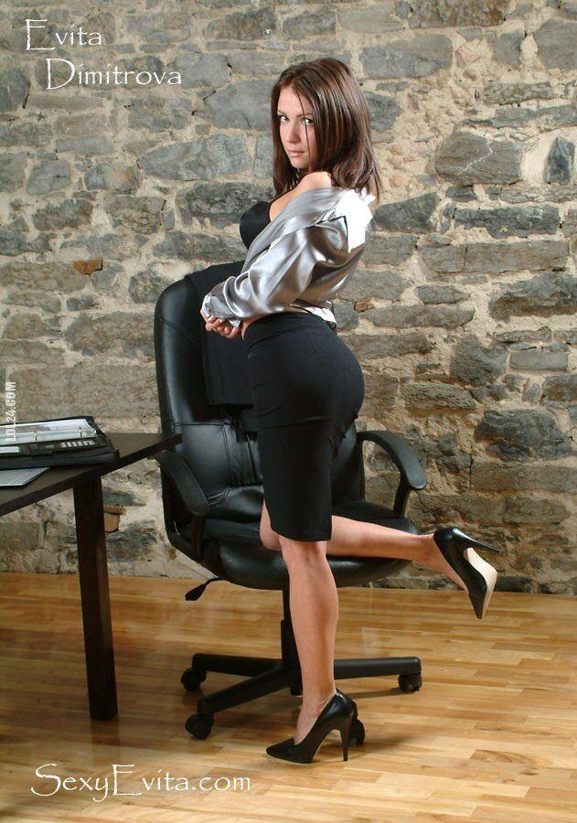 erotyka : Sekretarka - Evita Dimitrova
