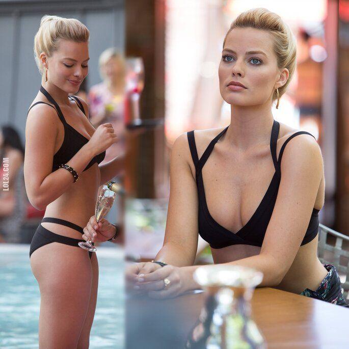 seksowna : Margot Robbie