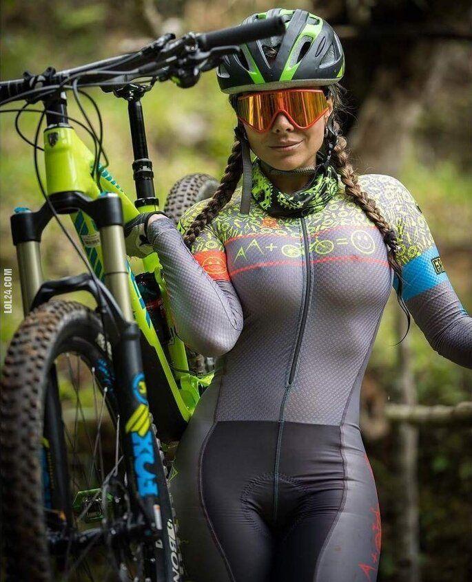 kobieta : Kolarstwo górskie dla kobiet