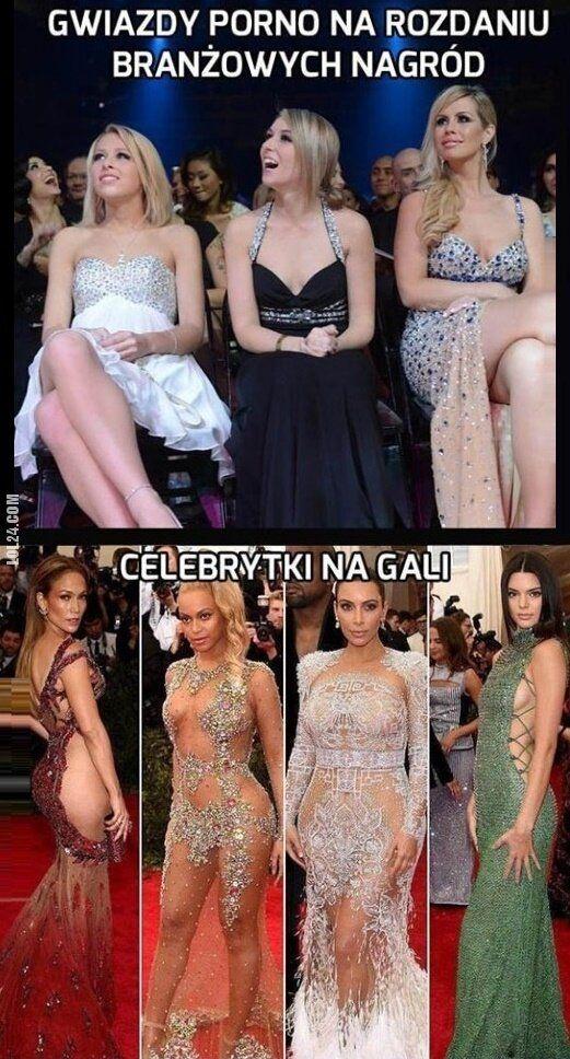kobieta : Gwiazdy porno vs. Celebrytki