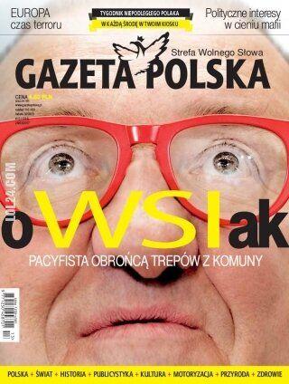 """polityczna : Okładka """"oWSIak"""" - Gazeta Polska"""