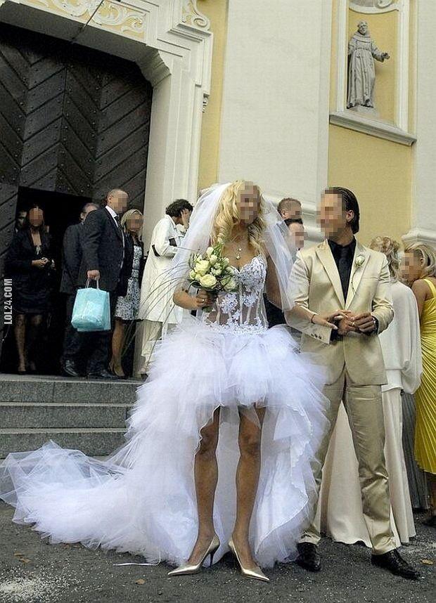 pozostała : Wymarzona suknia ślubna