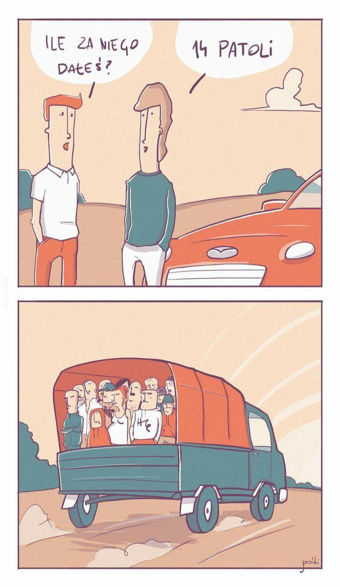 komiks : Ile za niego dałeś?
