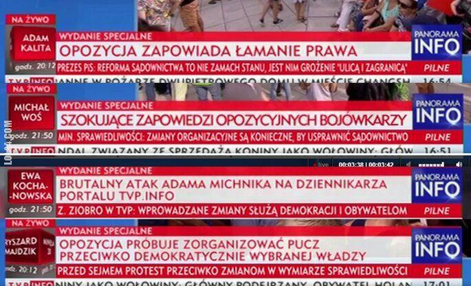 polityczna : TVP Info